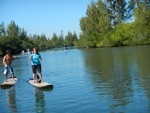 Stand Up Paddleboard Eco Adventures