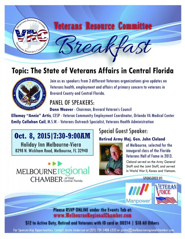 VRC Breakfast 2015