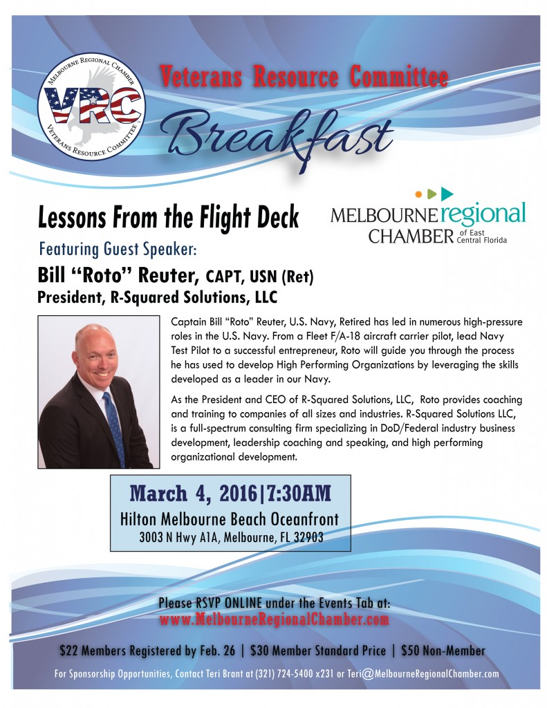 VRC Breakfast 3-4-16